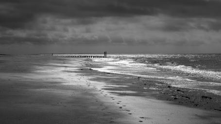 Landschaft Meer I